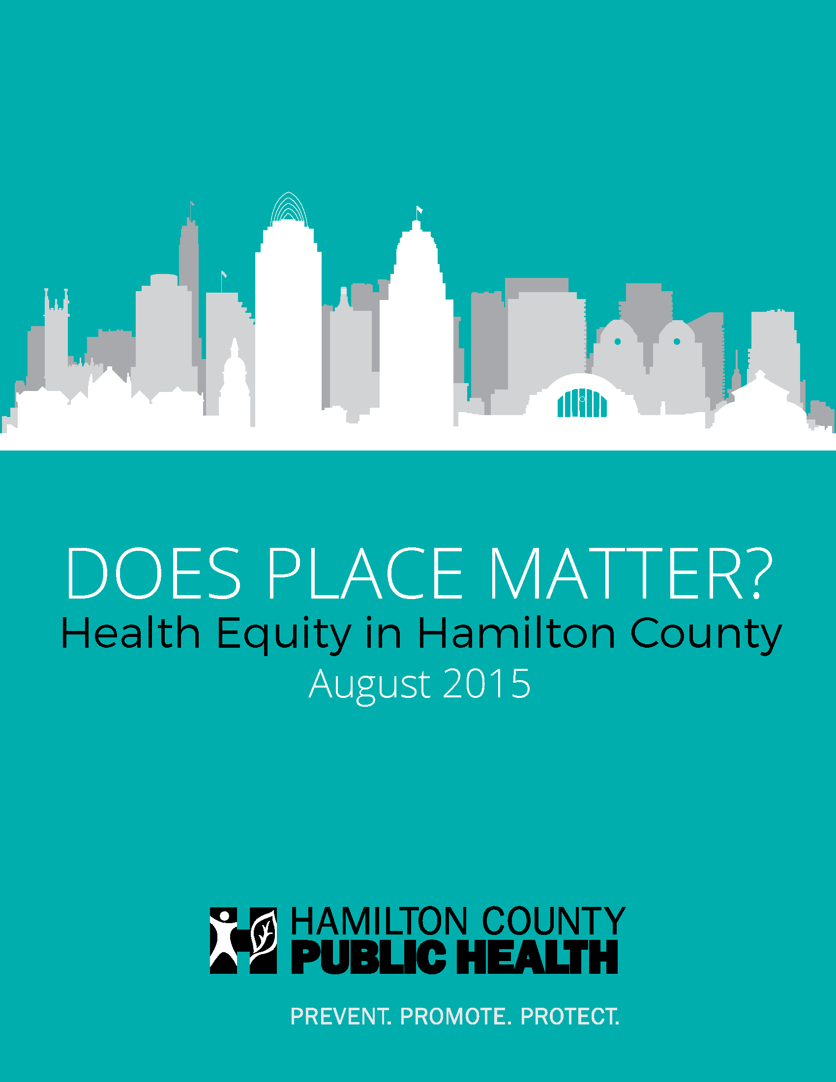 Health Equity In Hamilton County Ohio Hamilton County Public