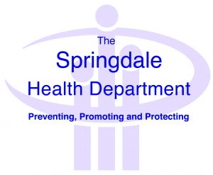 Link to the springdale health department