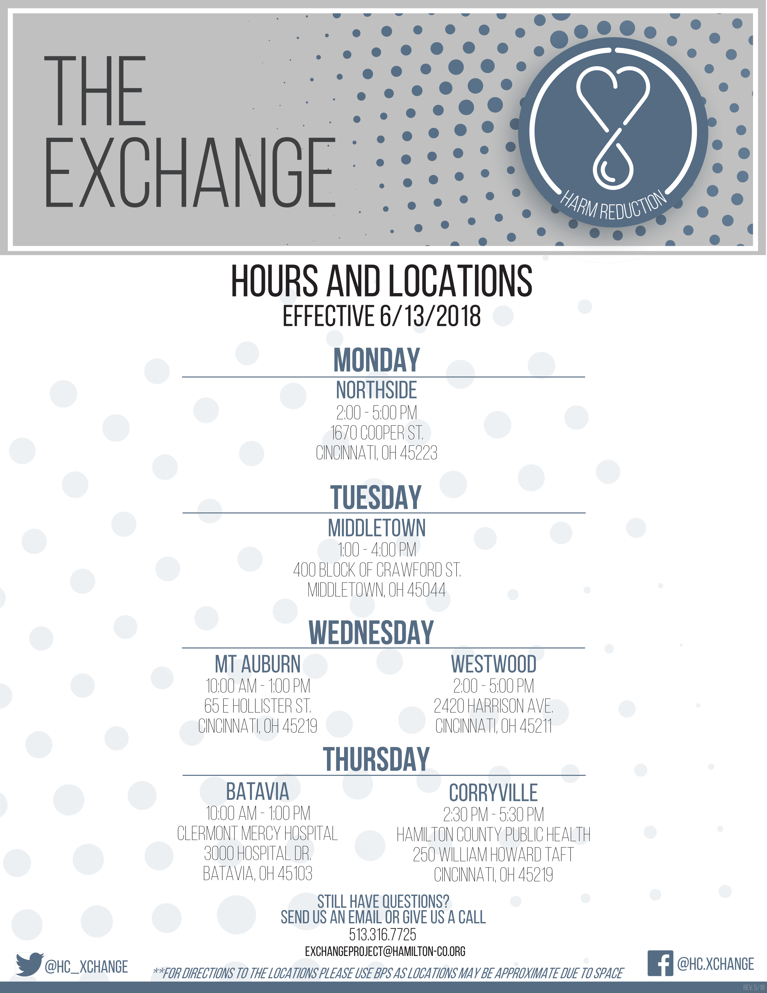Exchange Hours